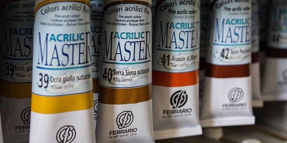 Derpit - Materiali professionali per Belle Arti e Restauro.