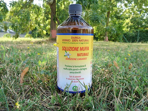 prodotto antimuffa biologico soluzione canadese durga