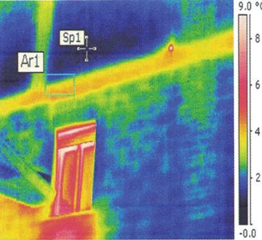 facciata normale termica