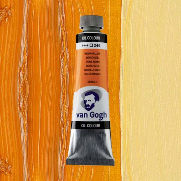 van+gogh+talens+40ml+giallo+indiano
